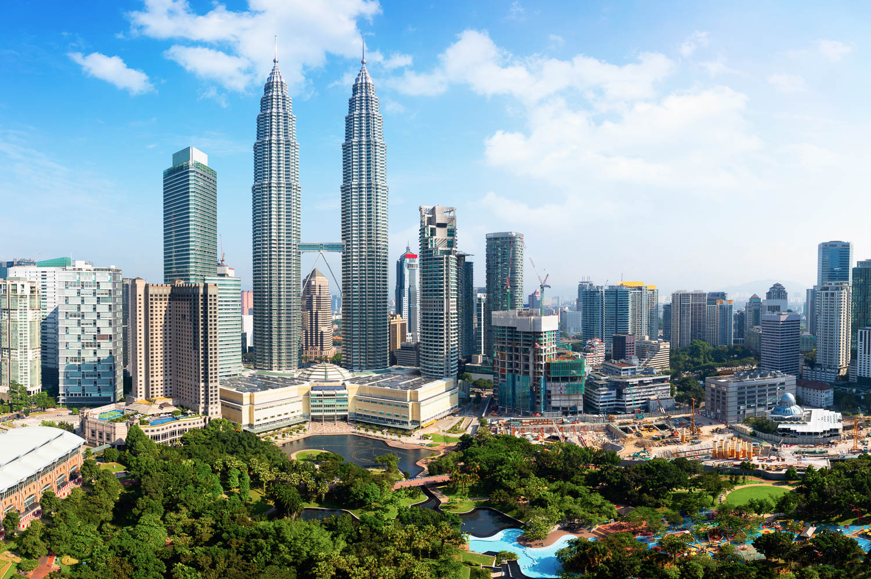Petronas Twin Towers a.k.a KLCC